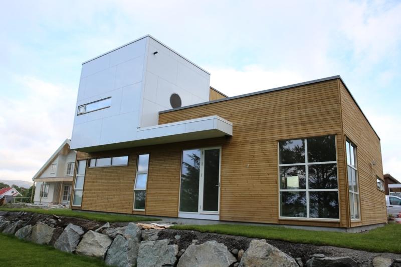 Vedlikeholdsfri fasade