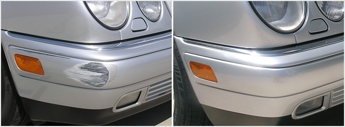 Smart repair, fjern skaden raskt og rimelig Bilkosmetikk