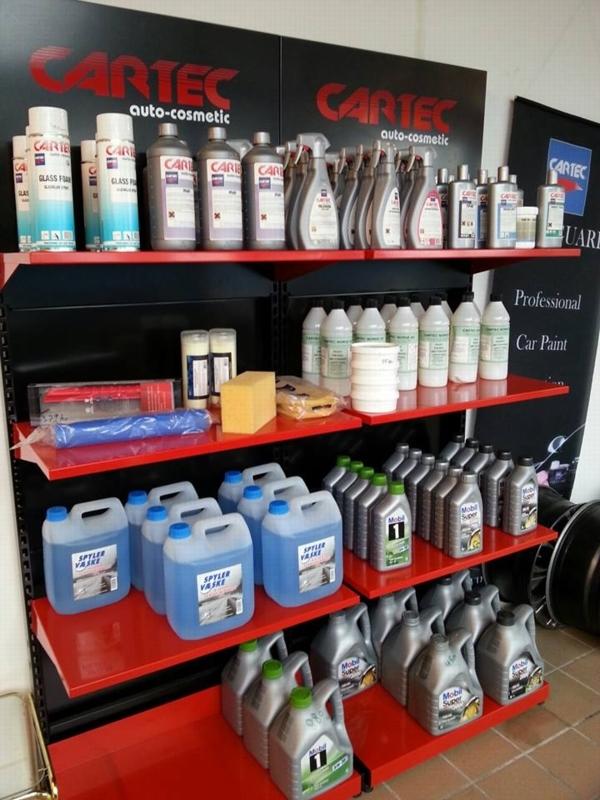 Økern bilpleie og bilvask