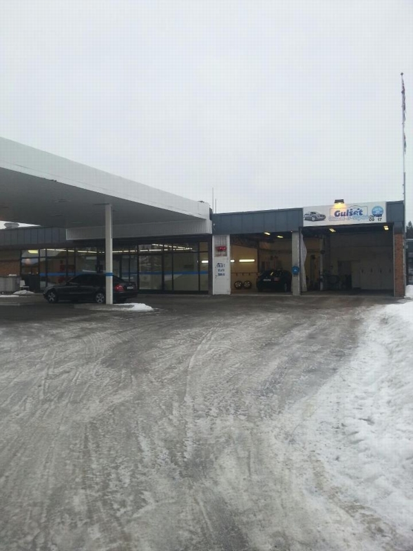 Bilvask Service og tjenesteytende Butikker Herkules - Citycon