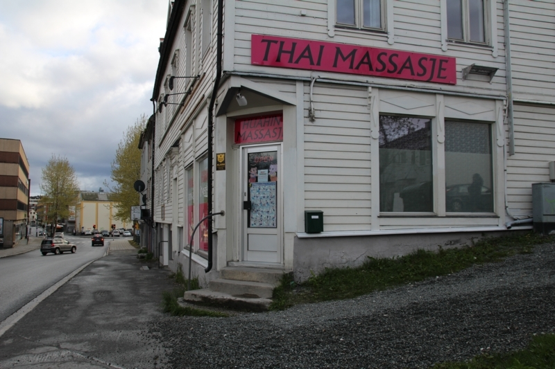 escortejenter thai massasje tromsø